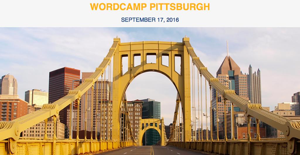 WordCamp Pittsburgh
