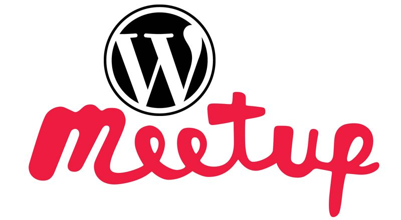 WordPress Meetup logos